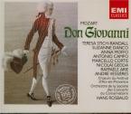 MOZART - Rosbaud - Don Giovanni (Don Juan), dramma giocoso en deux actes Aix-en-Provence, juillet 1956