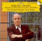 DEBUSSY - Boulez - Prélude à l'après-midi d'un faune, pour orchestre L.8