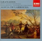 GRANADOS - De Larrocha - Danses espagnoles