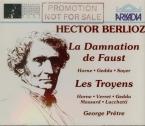 BERLIOZ - Prêtre - La Damnation de Faust (live Roma 11 - 1 - 69 et 30 - 5 - 69) live Roma 11 - 1 - 69 et 30 - 5 - 69