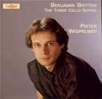 BRITTEN - Wispelwey - Suite pour violoncelle seul n°1 op.72