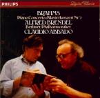 BRAHMS - Brendel - Concerto pour piano et orchestre n°2 en si bémol maje
