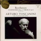BEETHOVEN - Toscanini - Symphonie n°3 op.55 'Héroïque'