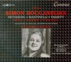 VERDI - Panizza - Simon Boccanegra, opéra en trois actes live MET, 1939