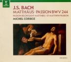BACH - Corboz - Passion selon St Matthieu(Matthäus-Passion), pour solis