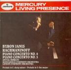RACHMANINOV - Janis - Concerto pour piano n°2 en ut mineur op.18