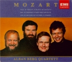 MOZART - Alban Berg Quar - Quatuor à cordes n°15 en ré mineur K.421 (K6
