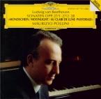 BEETHOVEN - Pollini - Sonate pour piano n°13 op.27 n°1