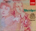 MASSENET - Prêtre - Werther, drame lyrique
