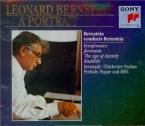 Bernstein conducts Bernstein Vol.3