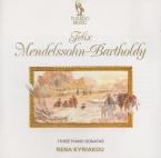 MENDELSSOHN-BARTHOLDY - Kyriakou - Sonate pour piano en mi majeur op.6