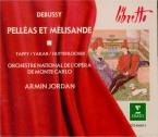 DEBUSSY - Jordan - Pelléas et Mélisande, drame lyrique avec orchestre L