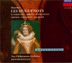 MEYERBEER - Bonynge - Les Huguenots