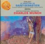 DEBUSSY - Munch - Le martyre de Saint Sébastien, musique de scène pour s
