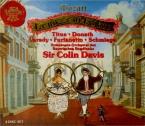 MOZART - Davis - Le nozze di Figaro (Les noces de Figaro), opéra bouffe