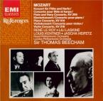 MOZART - Beecham - Concerto pour flûte, harpe et orchestre en do majeur