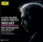 MOZART - Haskil - Concerto pour piano et orchestre n°19 en fa majeur K.4