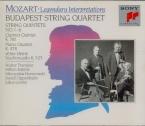 MOZART - Budapest String - Quintette à cordes n°1 en si bémol majeur K.1