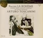 PUCCINI - Toscanini - La bohème (Vol.55) Vol.55