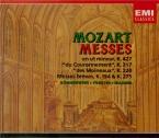MOZART - Gönnenwein - Messe en ut mineur, pour solistes, chœur et orches