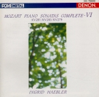 Intégrale des sonates pour piano Vol.6  (import Japon)