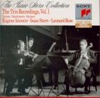 The Trio Recordings Vol.1
