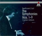 Transcriptions pour piano par Liszt