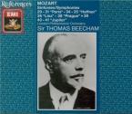 MOZART - Beecham - Symphonie n°29 en la majeur K.201 (K6.186a)