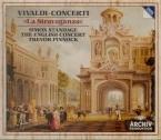 VIVALDI - Pinnock - Concerto pour violon, cordes et b.c. en do majeur op