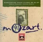 MOZART - Fischer - Concerto pour piano et orchestre n°24 en do mineur K