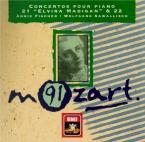 MOZART - Fischer - Concerto pour piano et orchestre n°21 en do majeur K