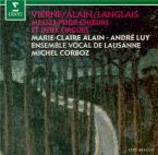 VIERNE - Corboz - Messe solennelle pour choeurs, cuivres, timbales et de