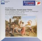 BEETHOVEN - Francescatti - Sonate pour violon et piano n°5 op.24 'Le pri