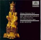 BACH - Richter - Concerto pour orgue en sol majeur BWV.592 (d'après J.E