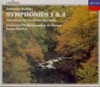 BRAHMS - Kertesz - Symphonie n°1 pour orchestre en do mineur op.68