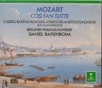 MOZART - Barenboim - Cosi fan tutte (Ainsi font-elles toutes), opéra bou