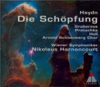 HAYDN - Harnoncourt - Die Schöpfung (La création), oratorio pour soliste