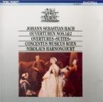 BACH - Harnoncourt - Suite pour orchestre n°1 en do majeur BWV.1066