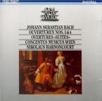 BACH - Harnoncourt - Suite pour orchestre n°3 en ré majeur BWV.1068