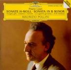 LISZT - Pollini - Sonate en si mineur, pour piano S.178