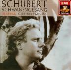 SCHUBERT - Bär - Schwanengesang (Le chant du cygne), cycle de mélodies p