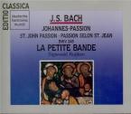 BACH - Kuijken - Passion selon St Jean(Johannes-Passion), pour solistes