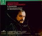 MOUSSORGSKY - Rostropovich - Boris Godounov
