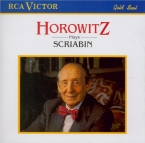 SCRIABINE - Horowitz - Sonate pour piano n°5 op.53