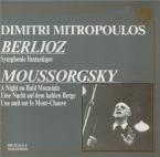 BERLIOZ - Mitropoulos - Symphonie fantastique op.14
