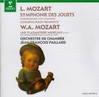 MOZART - Paillard - Sinfonia en do majeur 'Kindersinfonie' (Symphonie de