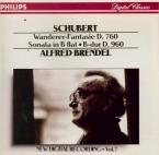 SCHUBERT - Brendel - Sonate pour piano en si bémol majeur D.960
