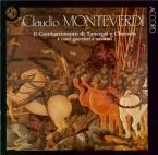 MONTEVERDI - Loehrer - Combattimento di Tancredi e Clorinda, pour deux v