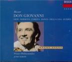 MOZART - Krips - Don Giovanni (Don Juan), dramma giocoso en deux actes K