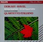 DEBUSSY - Quartetto Itali - Quatuor à cordes op.10 L.85